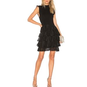 Alice and olivia janice dress